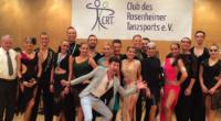 Am 28.05.2016 fanden die Bayerischen Meisterschaften der Hauptgruppe D/C/B/A Klassen Latein in Rosenheim statt. Der TTC München war in allen Klassen vertreten und konnte wie […]