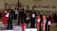 Beim ersten Turniertag zu Gast beim TSC Rot-Gold-Casino Nürnberg erreichtenCalogero Frisina und Jelena Balac als bestbewertetes Paar in der Samba einen sehr guten zweiten Platz. […]