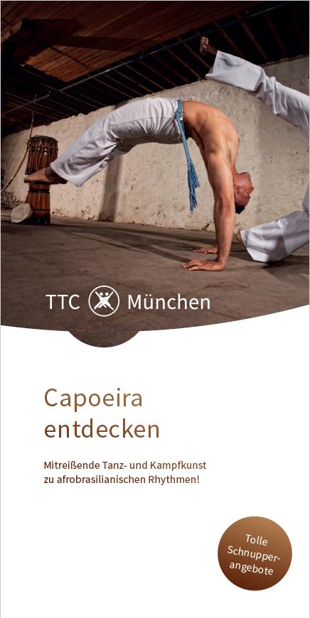 Capoeira entdecken