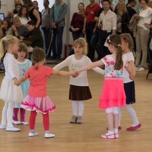 Dancerellas I (ca. 3-4 Jahre)