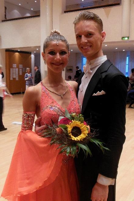 Andi und Verena Gebersheim