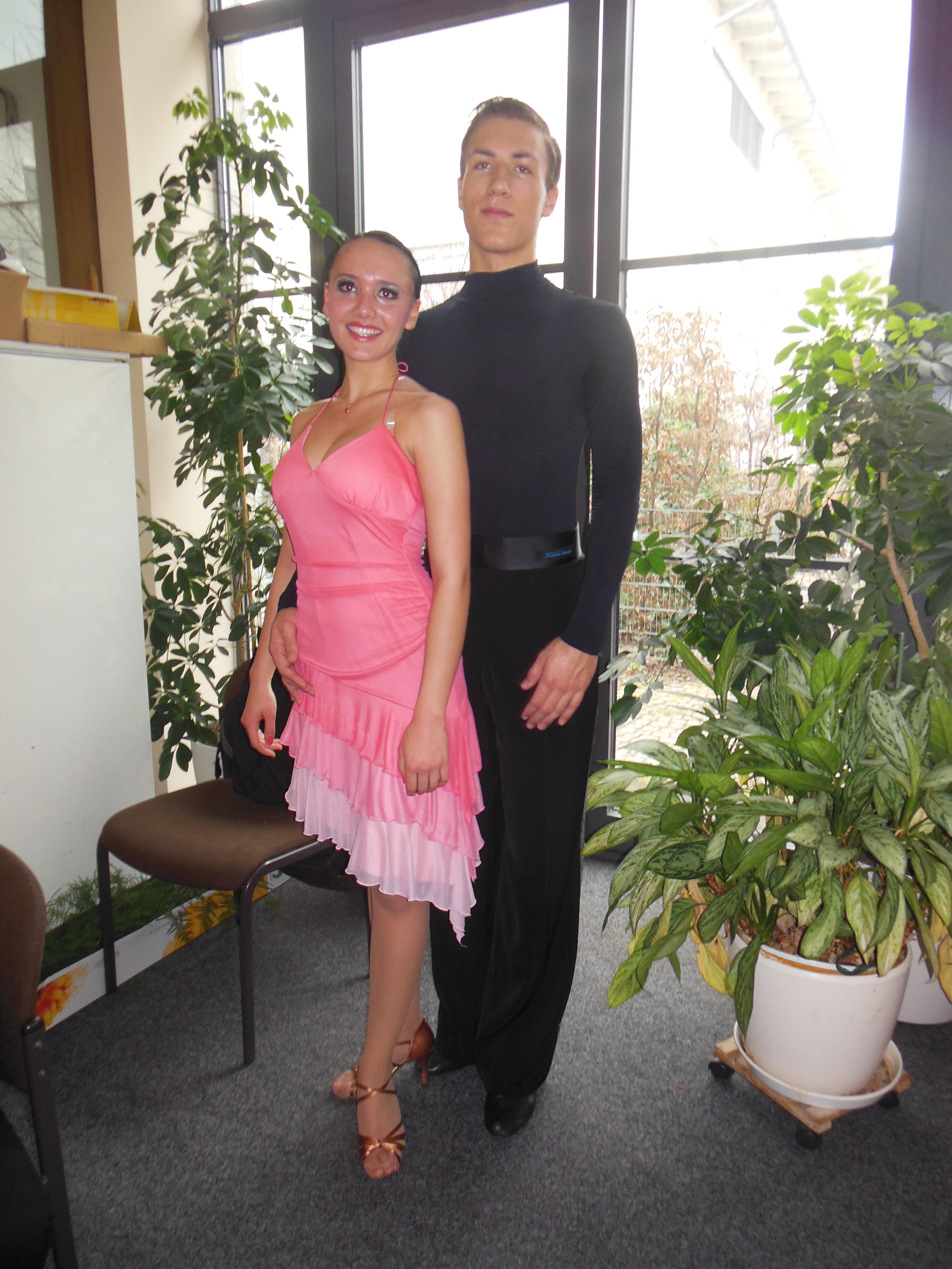 Michaela und Andre BM 2014
