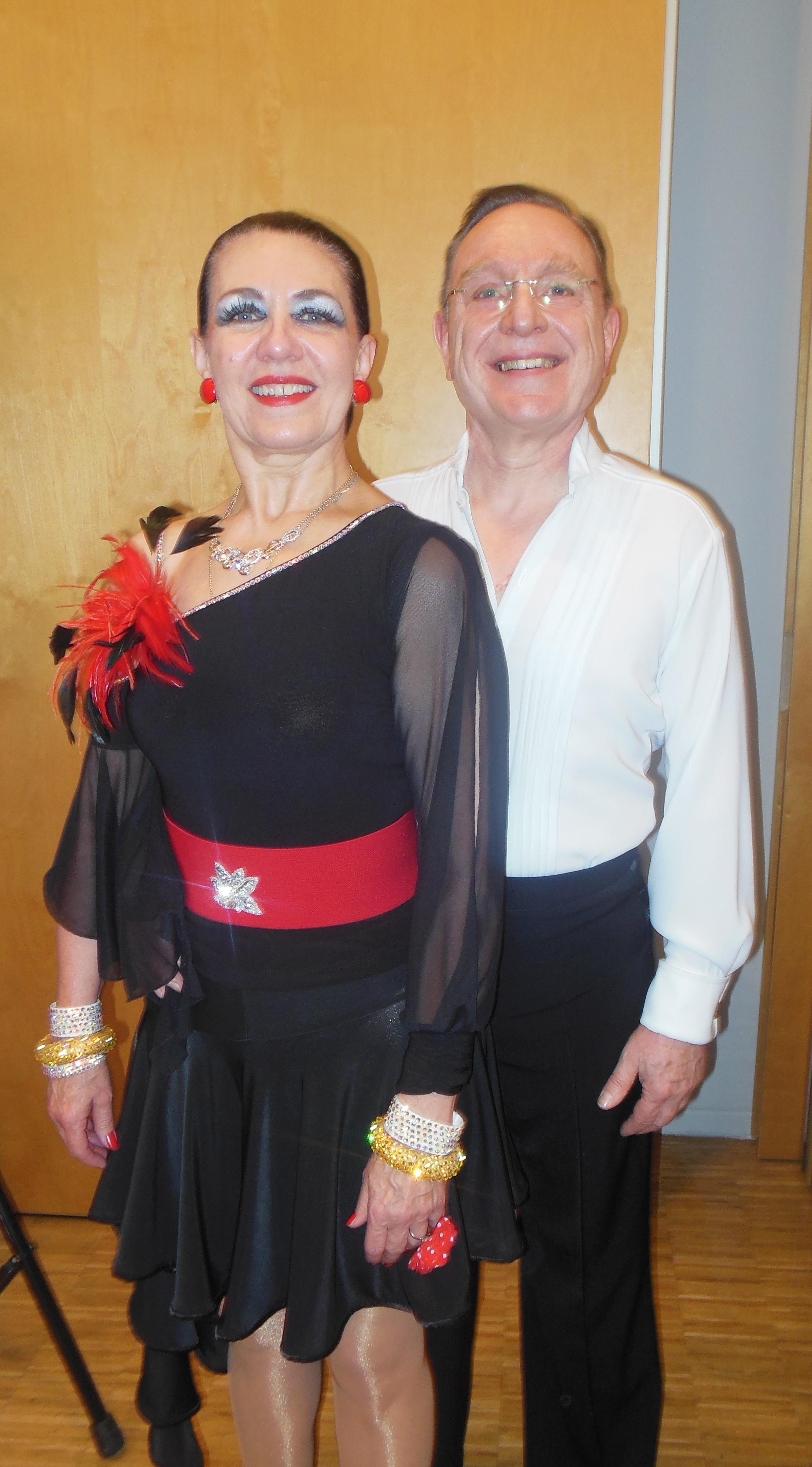 Lupo & Rebecca Wolf
