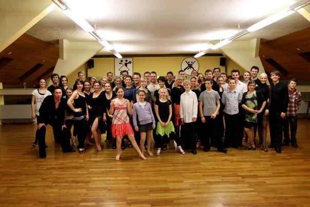 Gruppenbild TTC 2012