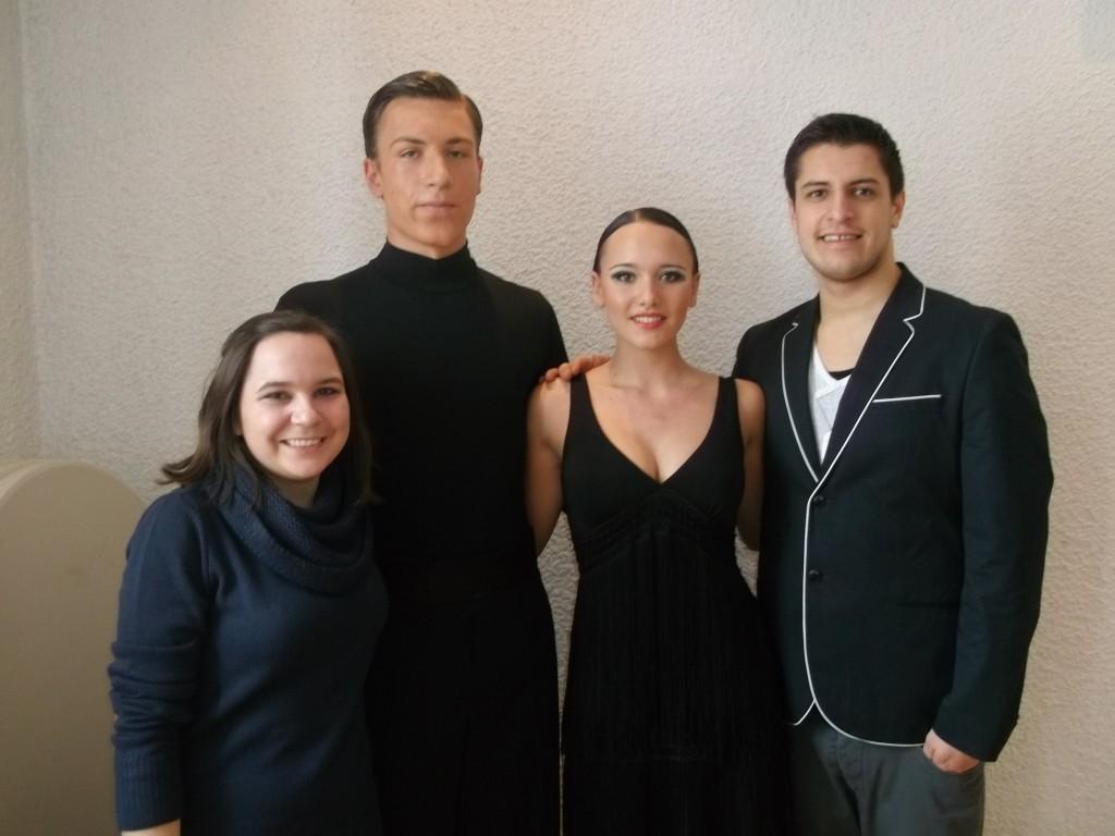 Wendlinger, Andre - Salomon, Michaela